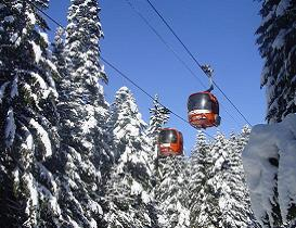 Pictures from Borovets ski resort